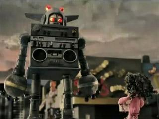 Zune Moodbot
