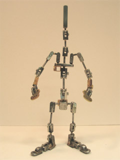 armature for little girl